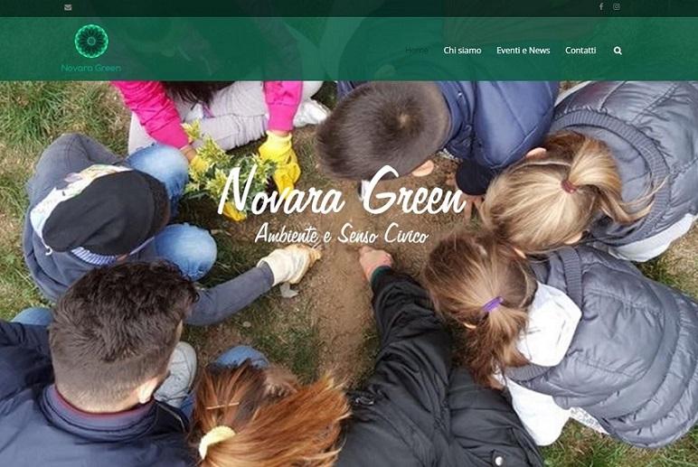 Nasce il Sito di Novara Green!